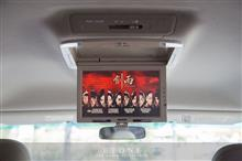 9'' slim design HD roof monitor