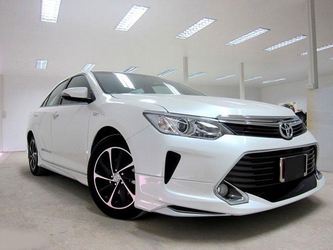 toyota body kit body kit automotive accessories. Black Bedroom Furniture Sets. Home Design Ideas