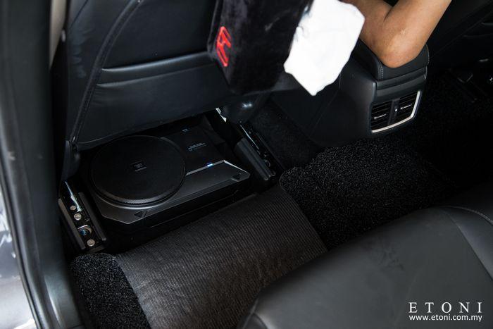 "Pcm Cars Com >> JBL BassPro SL 8"" underseat woofer - Woofer - Automotive Accessories"