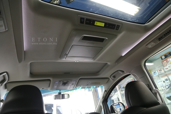 My Kia Performance >> Toyota Alphard / Vellfire OEM Roof Monitor - Car monitor - Automotive Accessories