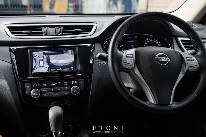 Nissan X-Trail T-32 head unit upgrade - Car Player - Automotive ...