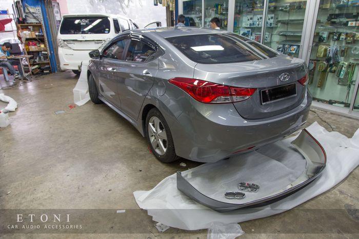 Hyundai Body Kit - Body Kit - Automotive Accessories