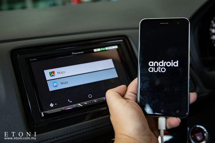 Pioneer AVH-Z5150BT Apple CarPlay / Android Auto Radio