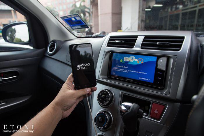 kenwood ddx917ws   malaysia   - car player