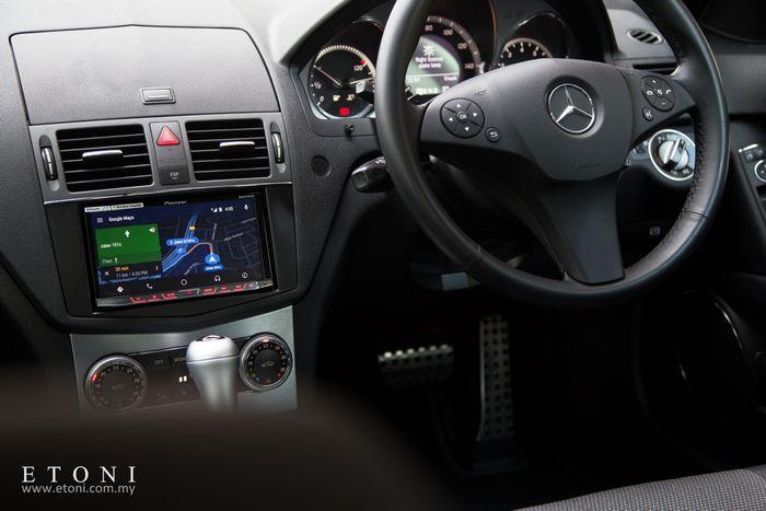 Mercedes Benz Head unit upgrade - Mercedes Benz - Car Brand