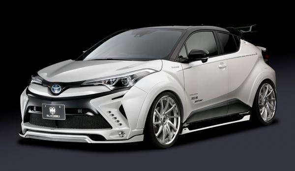 Toyota C Hr Silkblaze Glanzen Body Kit Automotive