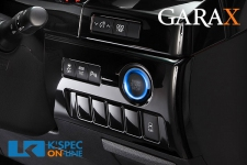 Garax LED push start