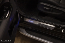 LED door step ( Honda C-RV 2017 )
