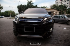 Toyota Harrier LED grille