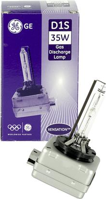 GE Xenon High Intensity Discharge forward lighting lamp - D1S